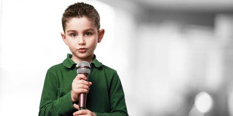 NORTHSIDE Junior Public Speaking for Ages 5-6 ONLY tickets