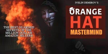 Orange Hat Hackers MASTERMIND Tickets