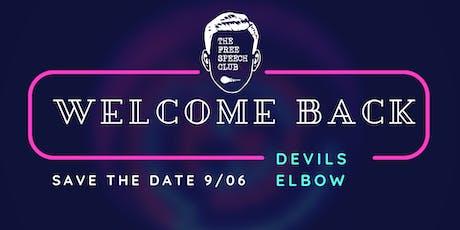 UBC FSC - Welcome Back Pub Night! tickets