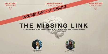 The Missing Link - NAPIER tickets
