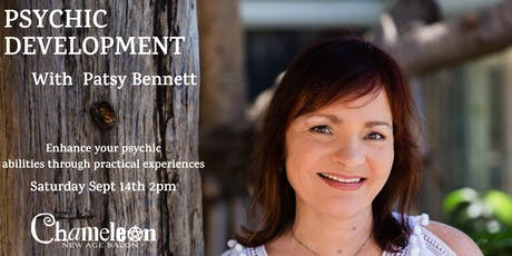 Psychic Development with Patsy Bennett tickets