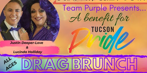 Team Purple Presents: All Ages Drag Brunch