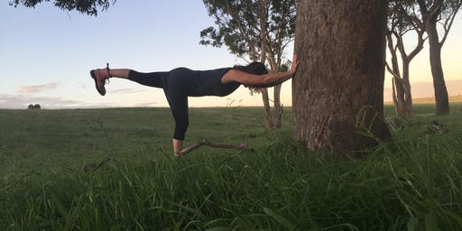 Wed 10am Nature Yoga 10 Week Term