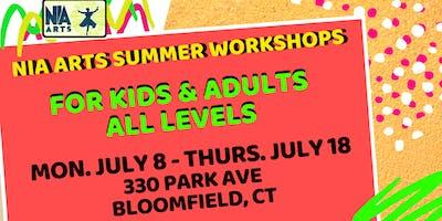 Summer Dance & Drum Workshops