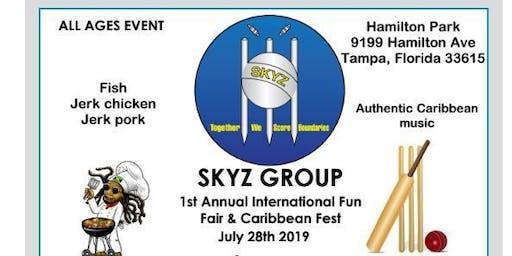 Skyz Group International Fun Fair & Caribbean Fest