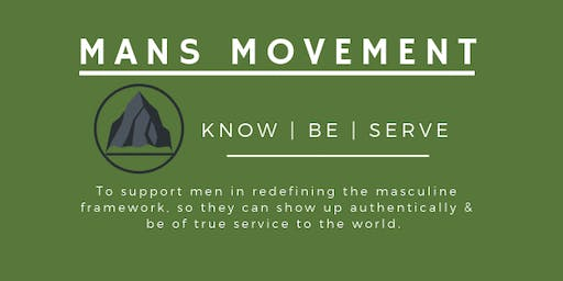 MANS MOVEMENT GATHERING - IPSWICH