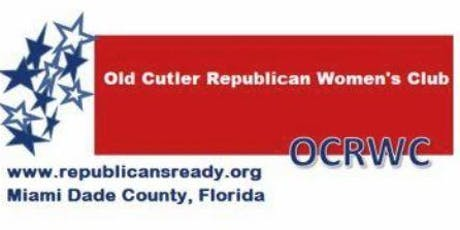 OCRW Club July 16th Dinner Meeting tickets