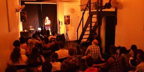 Poetry & Prose Open Mic at Secret Loft tickets