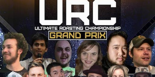 Ultimate Roasting Championship: Comedy Roast Battle In A Night Lounge