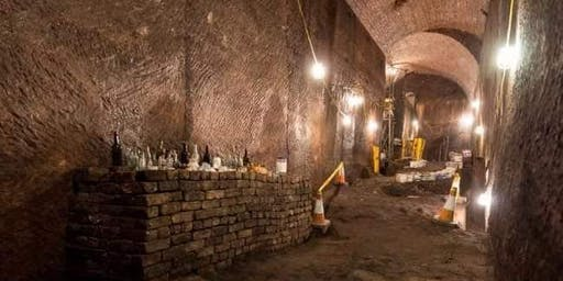 GHOST HUNT WILLIAMSON'S TUNNEL'S LIVERPOOL BRING A FRIEND FOR £15