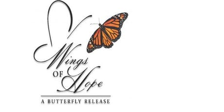 Wings of Hope Butterfly Release tickets