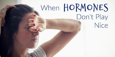 Hormonal Balances and Fatigue: A Holistic Approach tickets