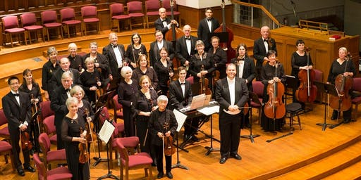Victoria Chamber Orchestra Concert (Nov 22/19, First Met)