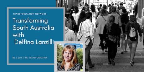 Adelaide Transformation Network - Delfina Lanzilli tickets