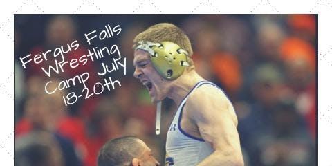 H1Story Wrestling Camp Fergus Falls