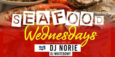 Seafood Wednesday's at Starz