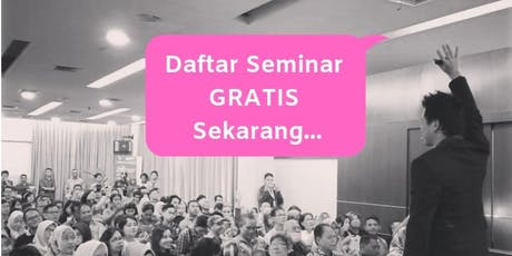 Gratis Seminar [BOOST] Big Opportunity Online Strategy tickets