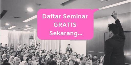 Gratis Seminar [BOOST] Big Opportunity Online Strategy