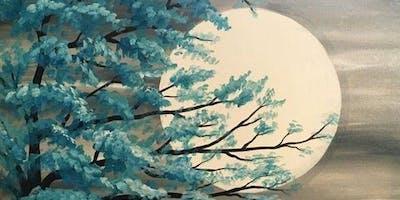 Flora & Fauna Painting Class