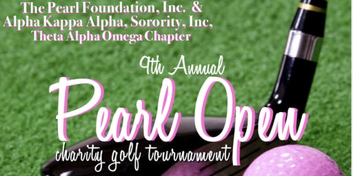 The 9th Annual Pearl Open, Charity Golf Tournament & After Party!