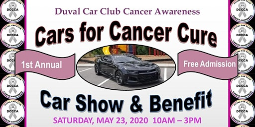 1st Annual Cars for Cancer Cure carshow & Benefit