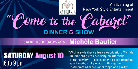 Cabaret Dinner & Show By The Stream tickets