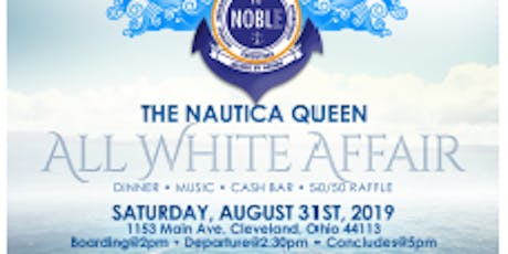 NOBLE, Greater Cleveland Chapter All White Labor Day Boat Ride tickets