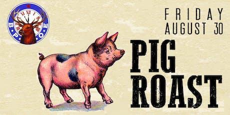 Morgantown Elks #411 Pig Roast tickets