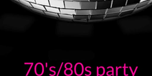 70's/80's party n Bill birthday Bash