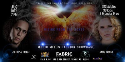 Rising From The Ashes Music and Fashion Showcase
