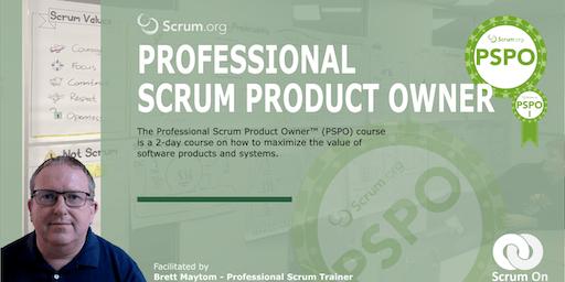 Professional Scrum Product Owner-Brisbane