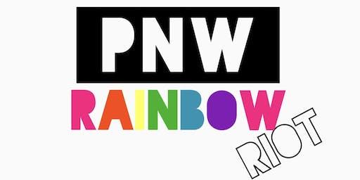 PNW RAINBOW RIOT Tacoma
