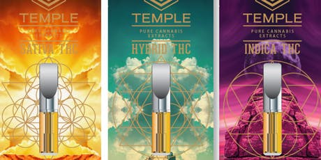 Promo Day with Temple Extracts tickets