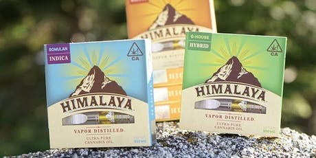 Promo Day with Himalaya Vapor tickets