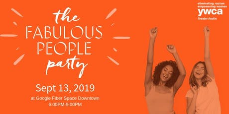 The Fabulous People Party 2019 tickets