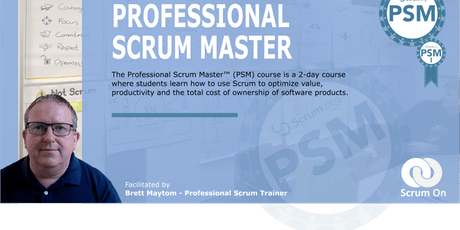 Professional Scrum Master-Brisbane tickets