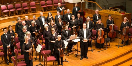 Victoria Chamber Orchestra Concert (April 17/20, First Met) tickets