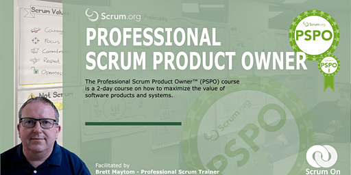 Professional Scrum Product Owner-Melbourne
