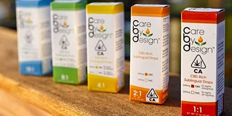 Promo Day & CBD Education with Care By Design  tickets