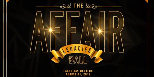 The Affair Ball 2019