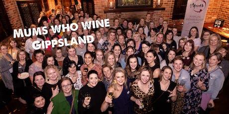Mums Who Wine - Gippsland Pop Up Event  tickets