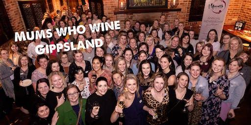 Mums Who Wine - Gippsland Pop Up Event