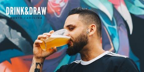 Drink & Draw | Durham tickets