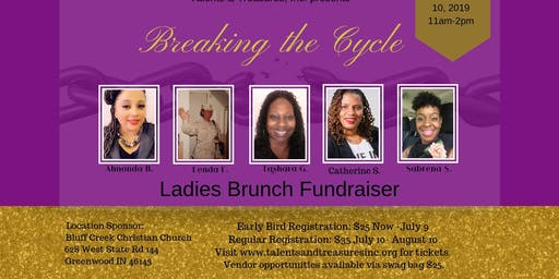 Ladies Brunch Fundraiser