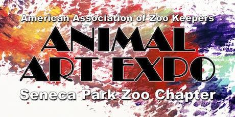 Animal Art Expo at the Seneca Park Zoo tickets