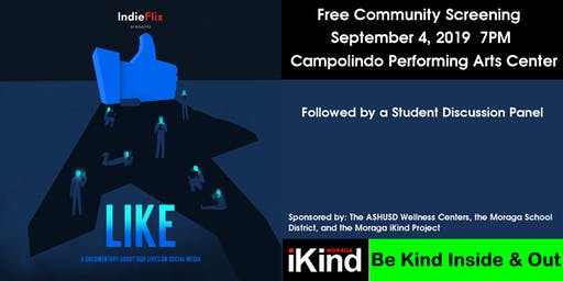 Community Screening - LIKE