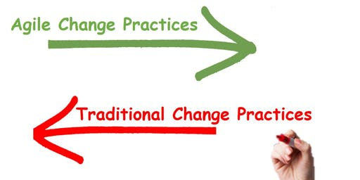 Rapid Agile Change Management (faster, easier change management)