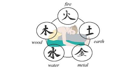 Elemental Restorative Yoga - East Maitland - 5 Classes - 23rd July, 30th July, 6th August, 13th August & 20th August tickets