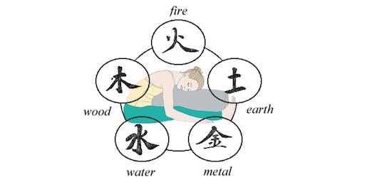 Elemental Restorative Yoga - East Maitland - 5 Classes - 23rd July, 30th July, 6th August, 13th August & 20th August