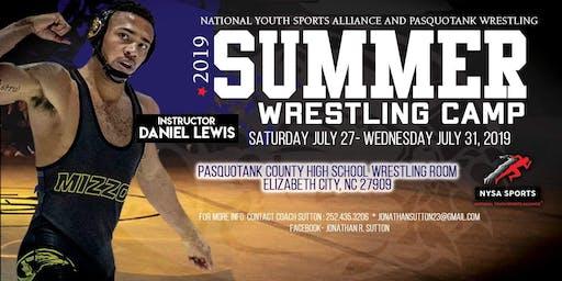 Pasquotank Wrestling Camp